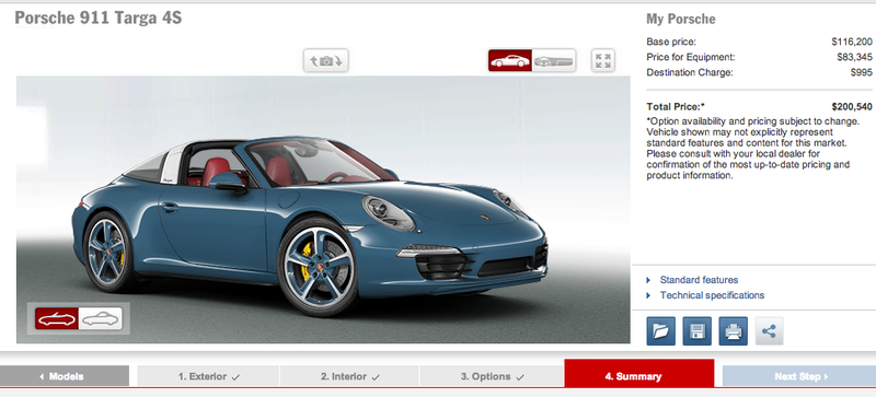 Illustration for article titled The Best Car Configurators