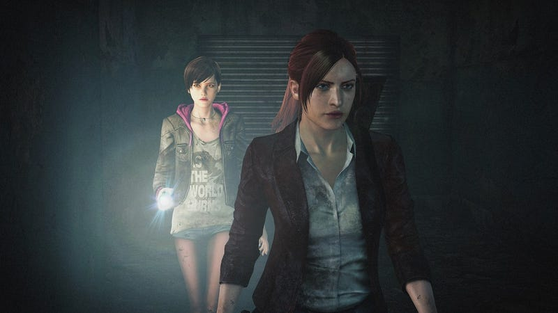Illustration for article titled Resident Evil Revelations 2 Makes Me Excited for Co-op Survival Horror