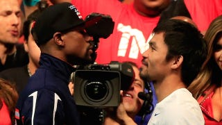 Illustration for article titled Mayweather-Pacquiao Fight Delayed Due To Messed Up Cable Orders