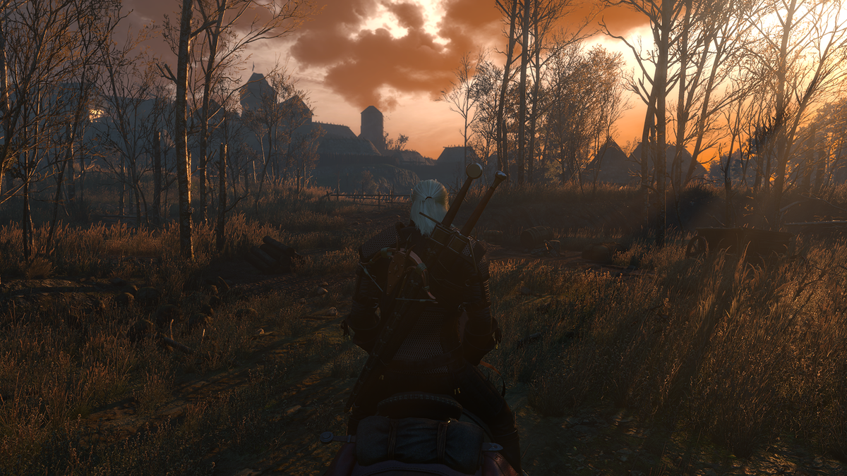 What Someone Who Spent 1,800 Hours In The Witcher 3 Actually Did
