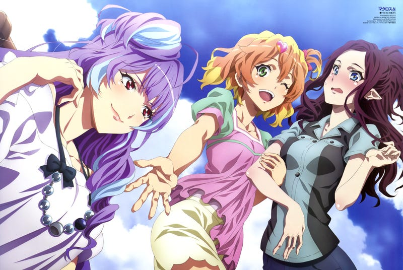 Illustration for article titled Enjoy the newest promo for the Macross Delta Movie