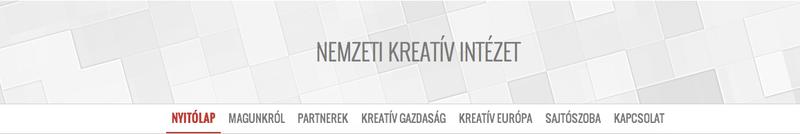 Illustration for article titled Leszedte a lopott logót a Nemzeti Kreatív Intézet