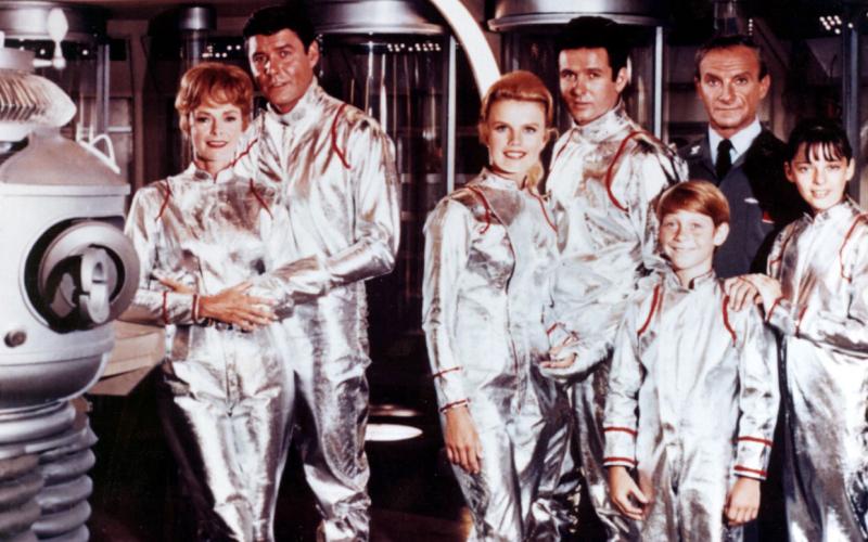 Image: Original Lost in Space cast