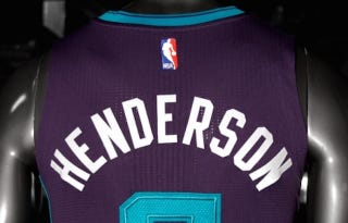 Illustration for article titled NBA Logo Moved To Back Of Jerseys To Make Room For Ads