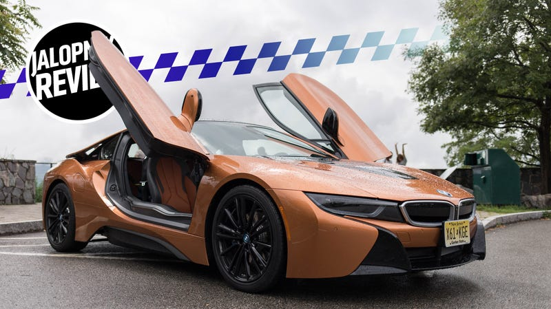 2019 Bmw I8 I Am A Big Dumb Idiot For Thinking It Needed More Power