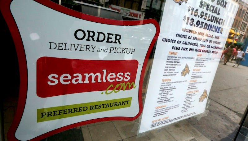 Illustration for article titled Seamless Will Now Verify That Their Restaurants Are Real, Which Is Probably Good...