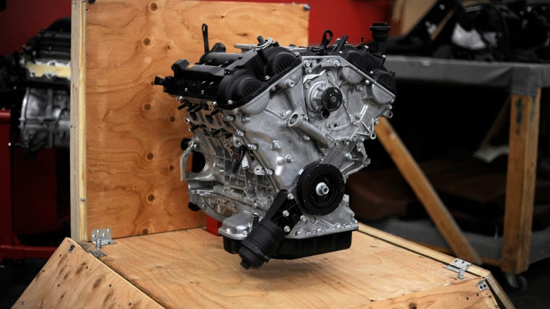 Illustration for article titled Hyundai Announces New Crate Engine Program For 3.8-Liter V6 And 2.0-Liter Turbo Engines At 2013 SEMA Show