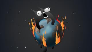 Illustration for article titled El mayor éxito mundial de Kickstarter es un juego de gatitos explosivos
