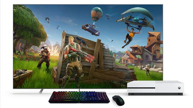 Yep, You Can Play A Handful Of Xbox One Games With Mouse And