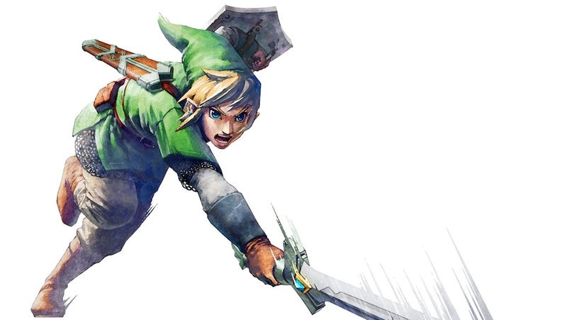 Illustration for article titled The New Zelda Didn't Make Me Angry, Not a Bit