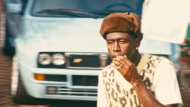 Tyler, The Creator Continues To Prove Old Rally Cars Make Every Song Better