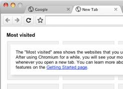 "Illustration for article titled Remains of the Day: Chrome for Mac Is ""Coming Along Fine"" Edition"