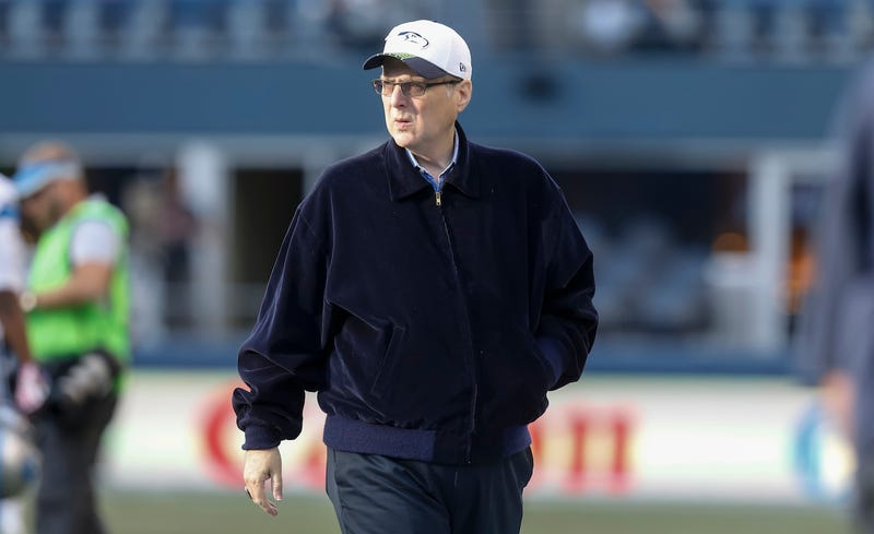 Illustration for article titled Seahawks And Trail Blazers Owner Paul Allen Dies Of Cancer At 65
