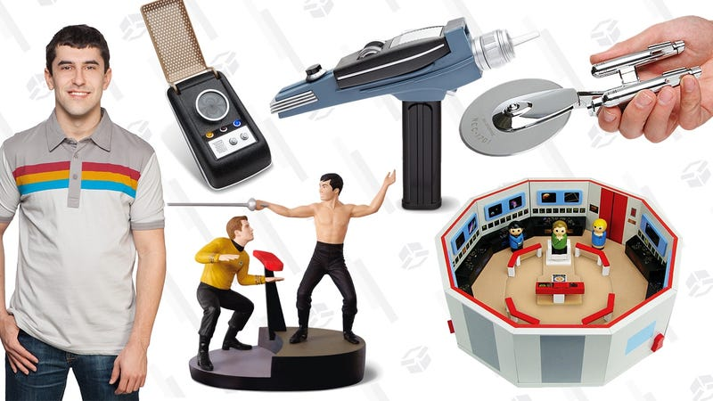 30% Off Star Trek Merch | ThinkGeek