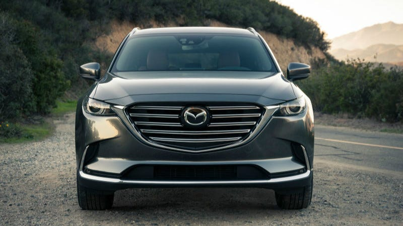 the 2016 mazda cx-9 will be your turbo family hauler starting at