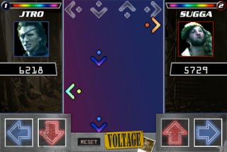 Illustration for article titled That Amazing Post-Apocalyptic Dance Dance Revolution Movie Now Has An Amazing(ly Ridiculous) iPhone Game