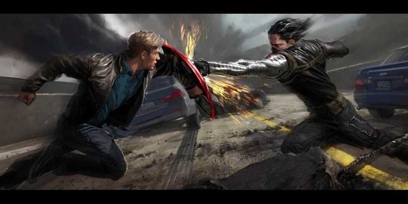 Illustration for article titled Captain America: The Winter Soldier Review