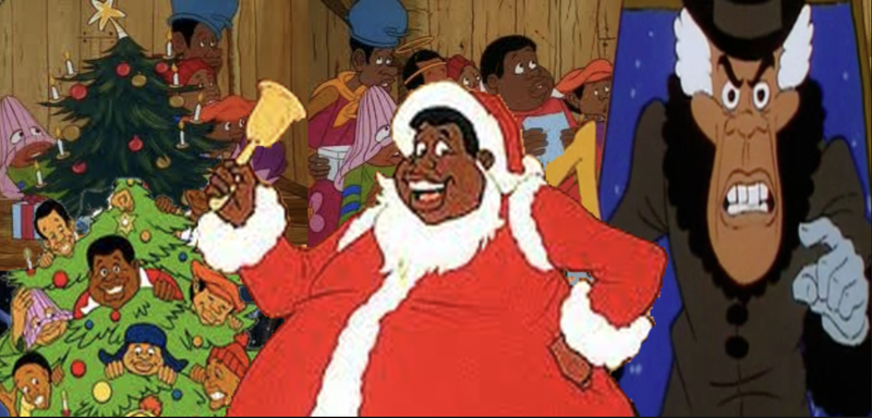 Fat Albert's Christmas Special via YouTube screenshot