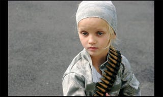 Illustration for article titled So Rosie, About That Photograph Of Your Daughter In An Ammunition Belt...