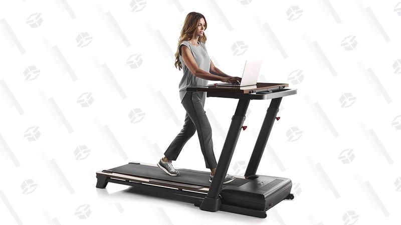 NordicTrack Desk Treadmill | $875 | Woot