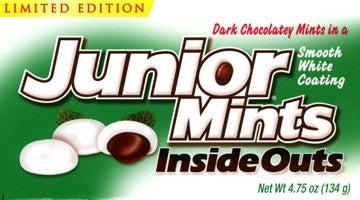 Illustration for article titled Taste Test: Junior Mints InsideOuts