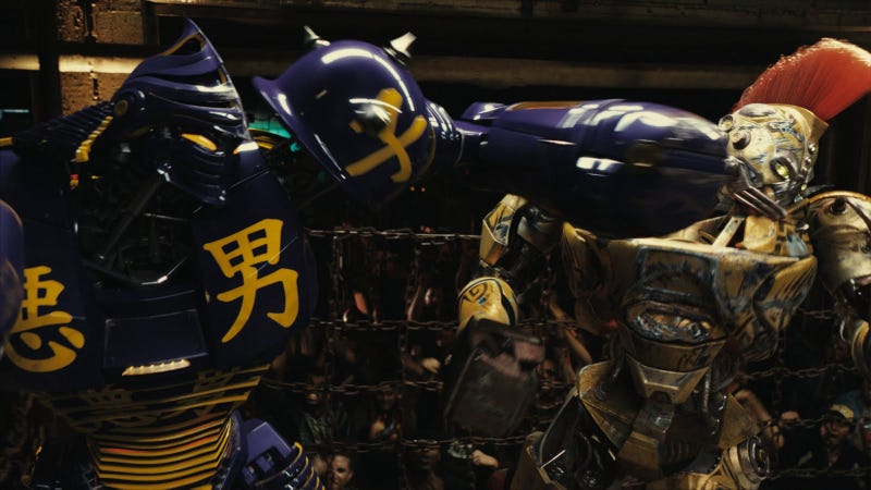 Illustration for article titled Why Real Steel crushed the weekend's remakes/prequels at the box office