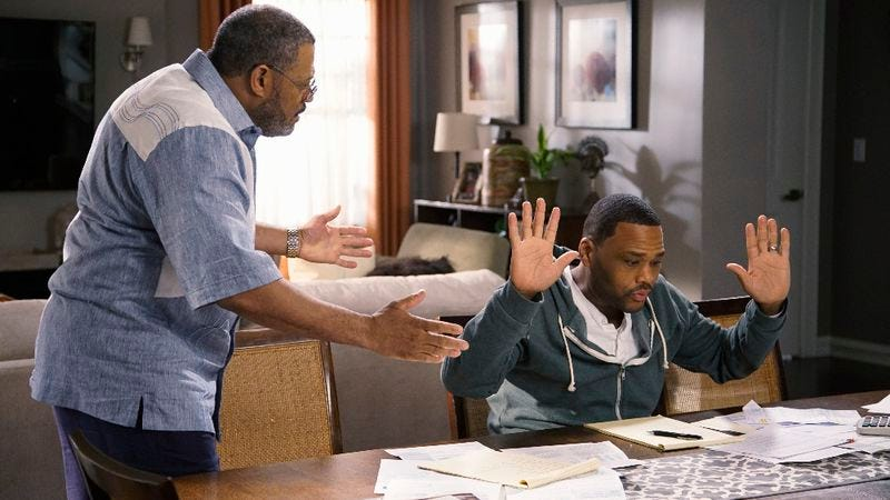 Illustration for article titled If Black-ish wants its money, we think y'all should give it its money