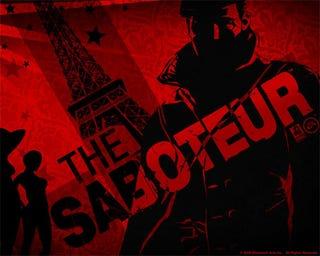 Illustration for article titled Frankenreview: The Saboteur