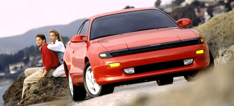 Illustration for article titled What Car Is The Most Toyota Celica?