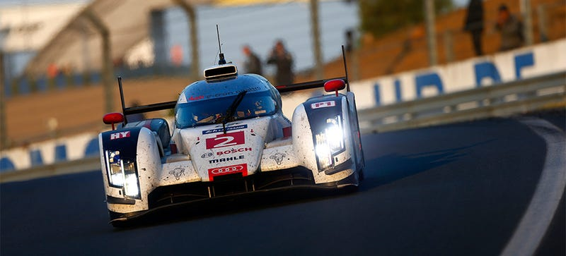 Illustration for article titled Audi Just Won Le Mans For An Incredible 13th Time