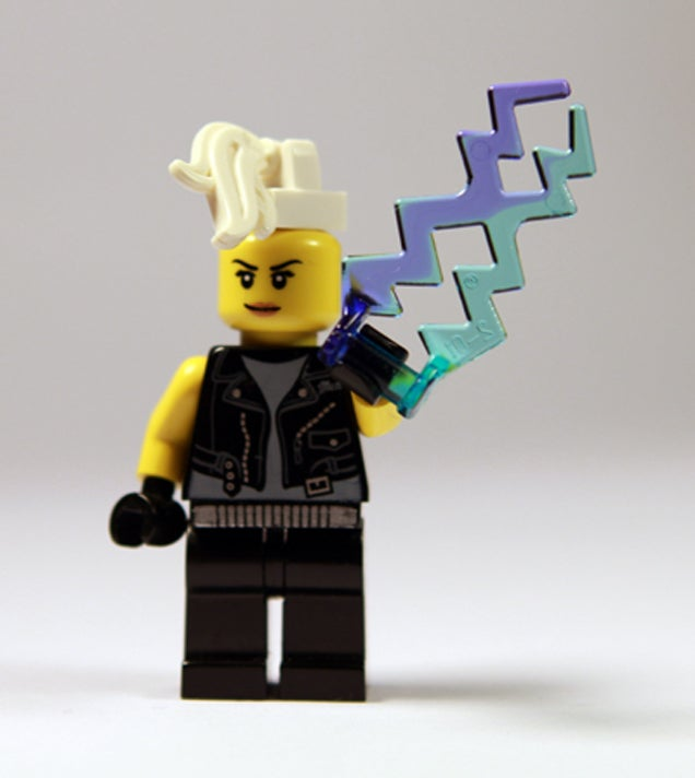 Marvel Superheroes, Recreated As Custom LEGO Minifigures