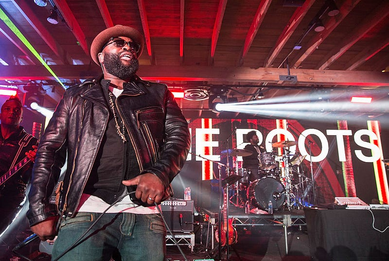 The Roots (Rick Kern/Getty Images for Bud Light)