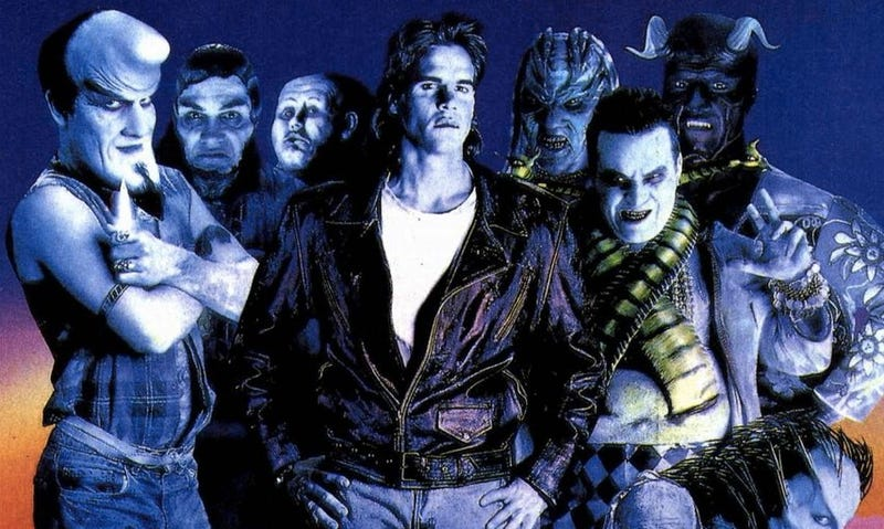 Illustration for article titled Clive Barker's Nightbreed Is Getting Turned Into A TV Series