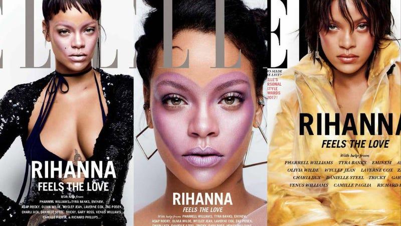 Photo: Elle Magazine