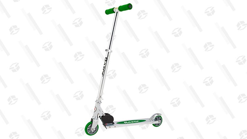 Razor A Kick Scooter (Green) | $23 | Amazon