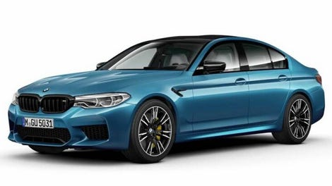 the bmw m5 competition has almost as much horsepower as the mclaren f1. Black Bedroom Furniture Sets. Home Design Ideas