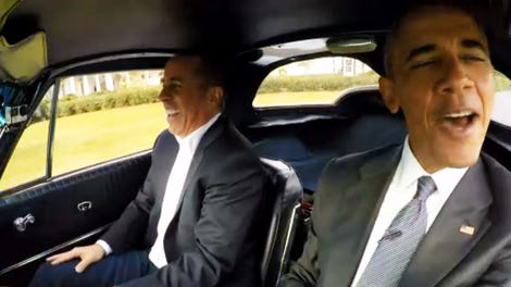 We Talk To Jerry Seinfeld About Comedians In Cars Getting