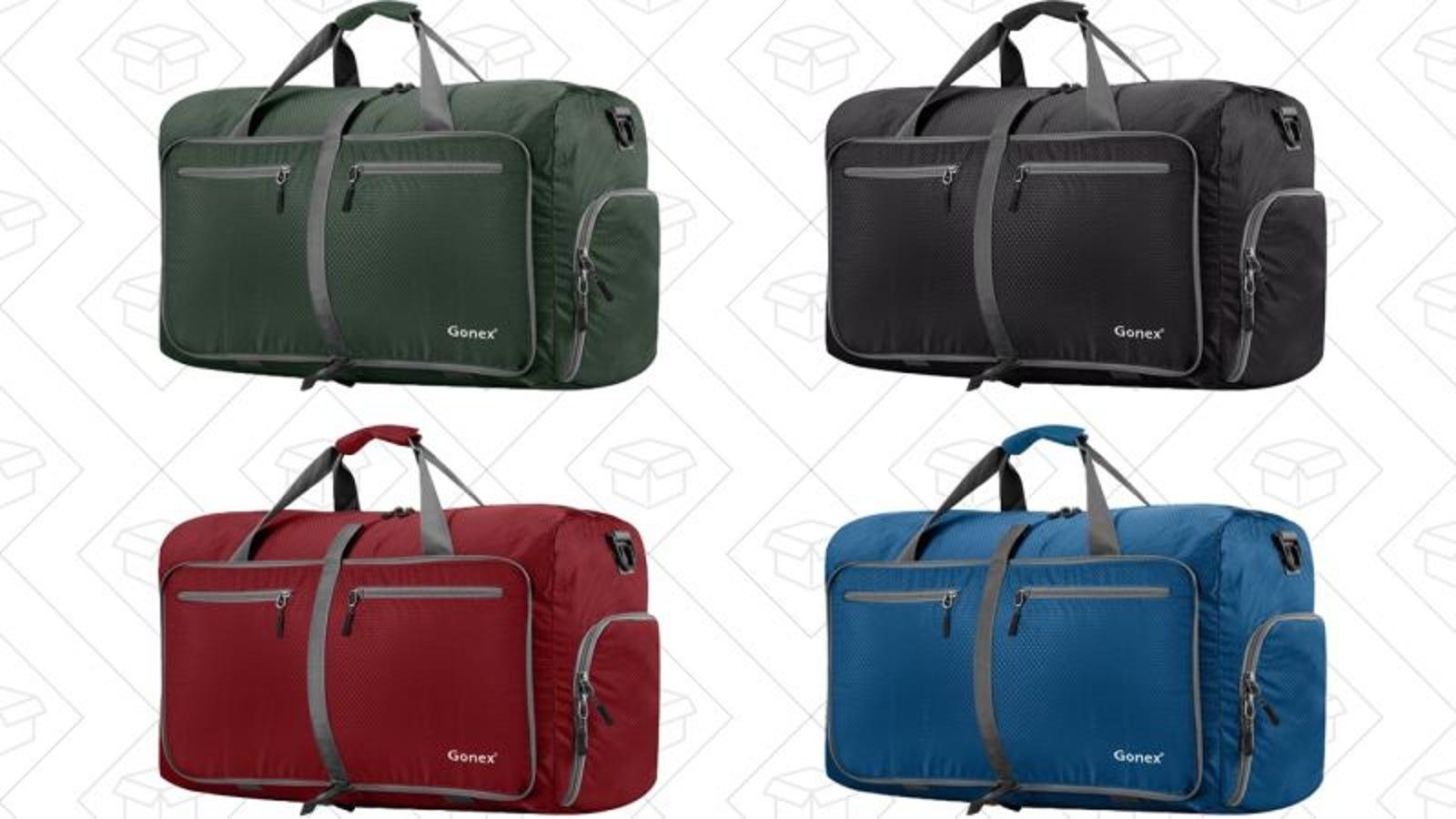 4636e2efcc Get Yourself a Big-Ass Duffel Bag For  17