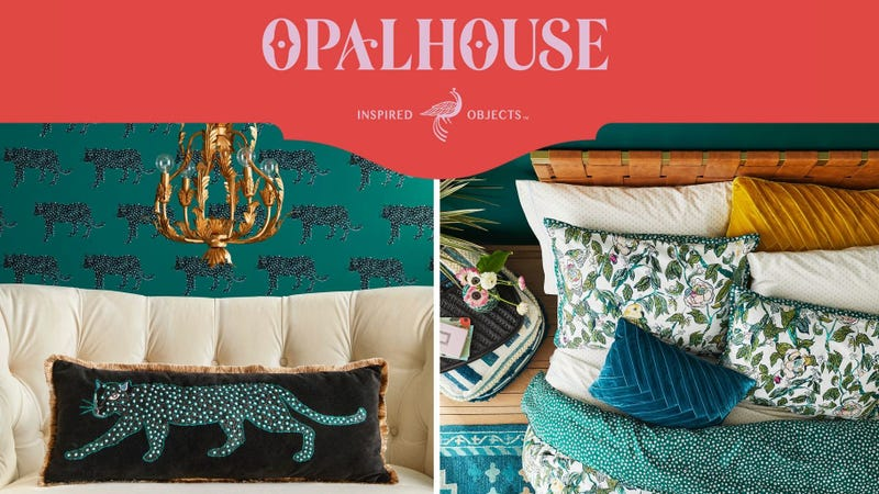 Illustration for article titled Opalhouse Is Target's First Inspirational Foray Into Interior Design