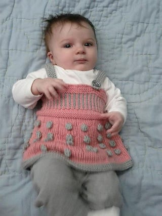 Illustration for article titled Baby Dalek dress is perfect for your infant cyborg-in-training