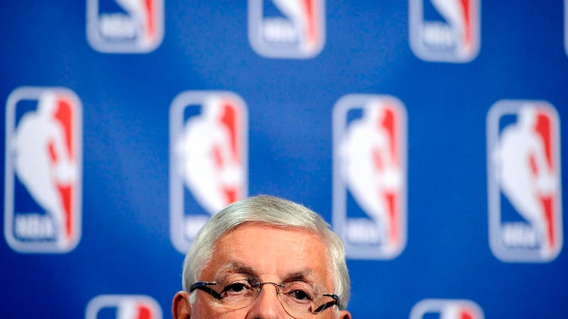 Illustration for article titled David Stern Did The Right Thing With Chris Paul