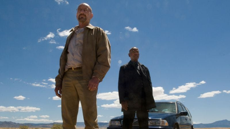 Illustration for article titled Vince Gilligan walks us through Breaking Bad's fourth season (Part 4 of 4)