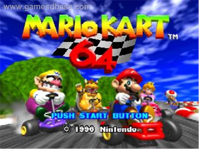 Illustration for article titled Mario Kart 64 Characters, Ranked
