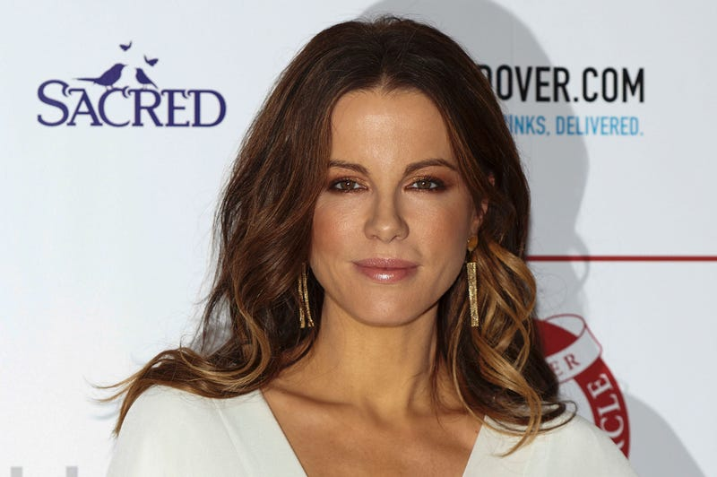 Beckinsale at the London Critics' Circle Film Awards in January (Photo: Niklas Halle'n/AFP/Getty Images)
