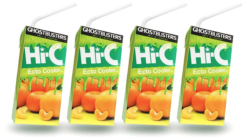 Illustration for article titled Ecto Cooler, That Neon Green Ambrosia of the Gods, Is Officially Coming Back