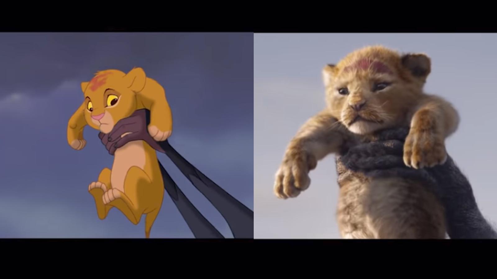Jon Favreau S Cgi Lion King Movie Is Drab As Hell When