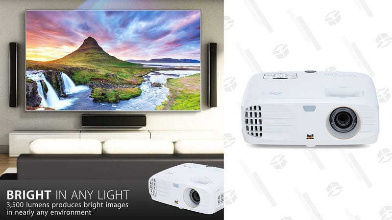 Refurbished ViewSonic Projector Sale | Woot