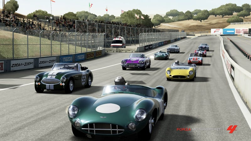 Illustration for article titled Oppositelock Fourza Classic Roadsters Series Round 1 Post-Race