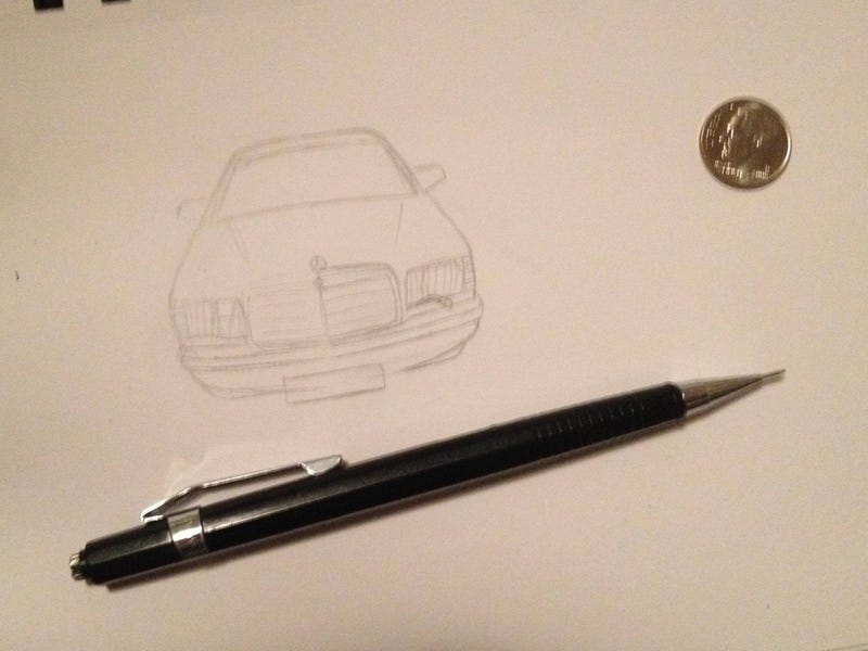 Illustration for article titled i gone & done drawn