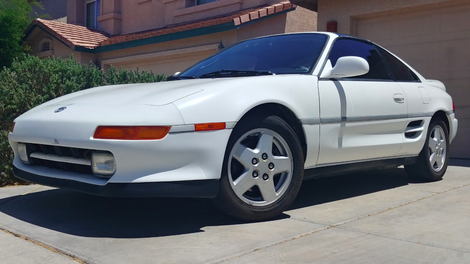 Driving A Toyota MR2 Turbo Will Make You Want A Toyota MR2 Turbo
